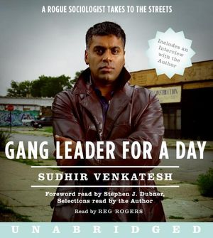 Gang Leader for a Day book image