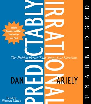 The Predictably Irrational book image