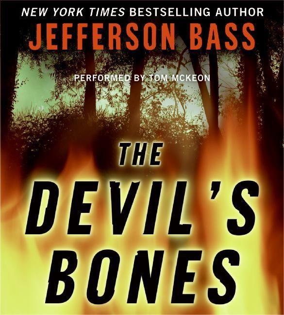 the devil s bones jefferson bass digital audiobook