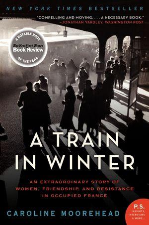 A Train in Winter book image