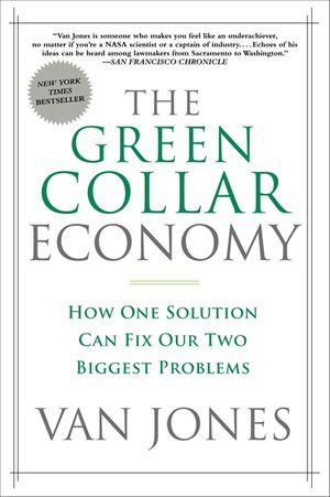 The Green Collar Economy book image
