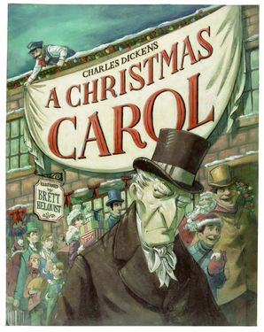 A Christmas Carol by Charles Dickens - Hardcover | HarperCollins