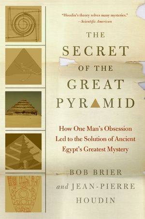 The Secret of the Great Pyramid book image