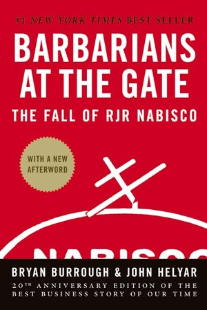 Barbarians at the Gate book image