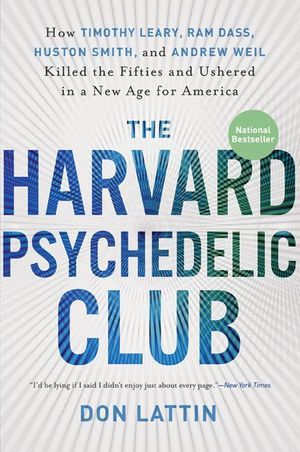 The Harvard Psychedelic Club book image