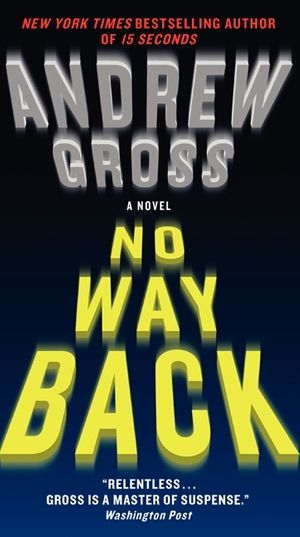 No Way Back book image