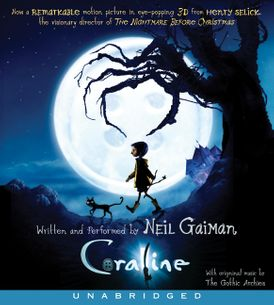 Coraline Movie Tie-In CD