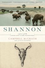 Shannon Paperback  by Campbell McGrath