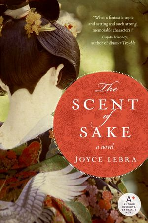 The Scent of Sake book image