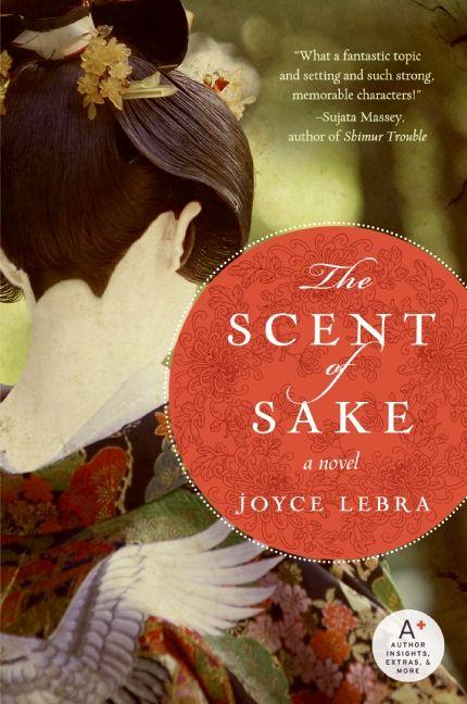 the scent of sake joyce lebra paperback