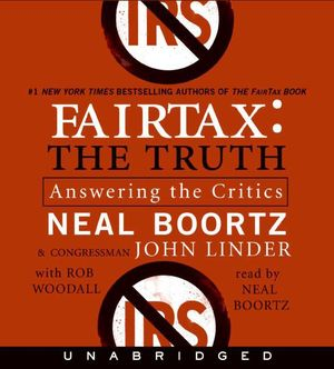 FairTax:The Truth book image
