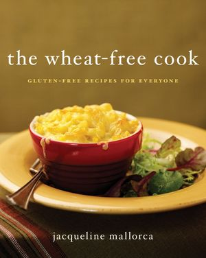 The Wheat-Free Cook book image