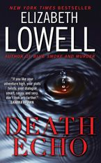 Death Echo Paperback  by Elizabeth Lowell