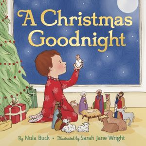 A Christmas Goodnight book image