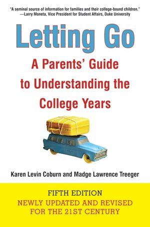 Letting Go (Fifth Edition) book image