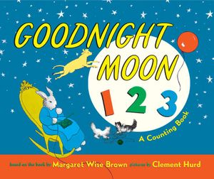 Goodnight Moon 123 Lap Edition book image