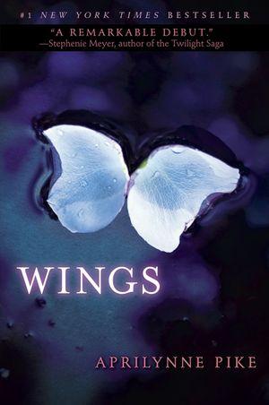 Wings book image