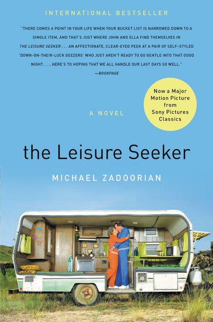 The Leisure Seeker - Michael Zadoorian - Paperback