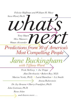 What's Next book image