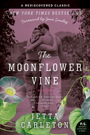 The Moonflower Vine book image
