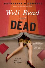 Well Read and Dead Paperback  by Catherine O'Connell