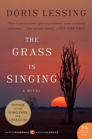 The Grass Is Singing book image