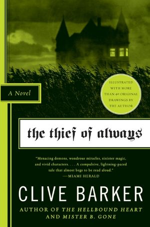 The Thief of Always book image