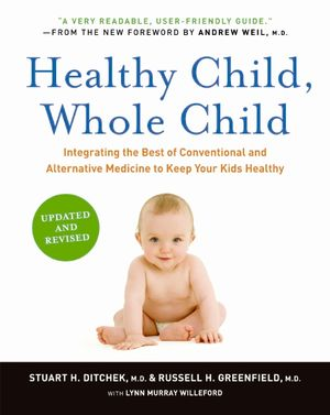Healthy Child, Whole Child book image