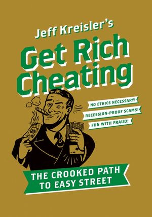 Get Rich Cheating book image