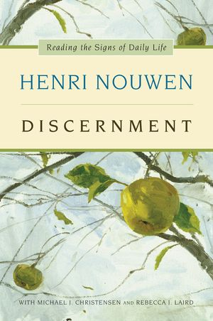 Discernment book image