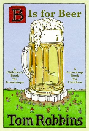 B Is for Beer book image