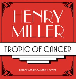 Tropic of Cancer book image