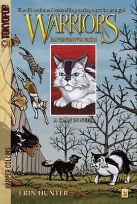 Warriors Manga: Ravenpaw's Path #2: A Clan in Need