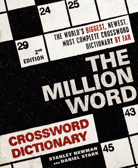 Crossword Dictionary Pdf