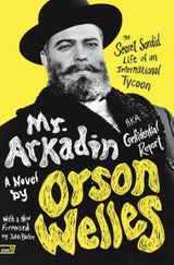 Mr. Arkadin: Aka Confidential Report