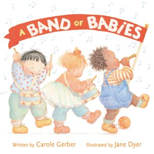 A Band of Babies book image