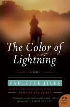The Color of Lightning Paperback  by Paulette Jiles