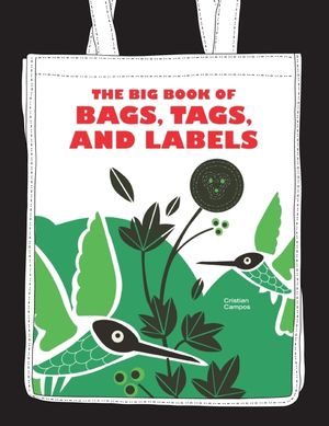 The Big Book of Bags, Tags, and Labels book image