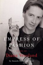 Empress of Fashion Hardcover  by Amanda Mackenzie Stuart