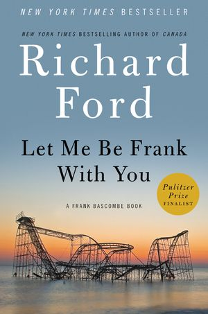 Let Me Be Frank With You book image