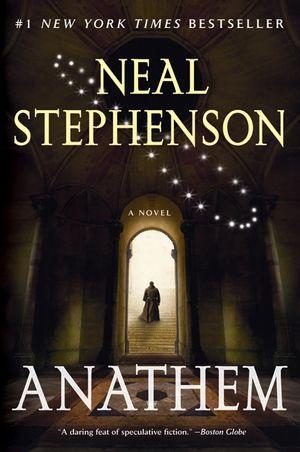 Anathem book image