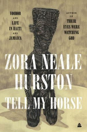 Tell My Horse book image