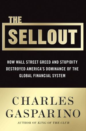 The Sellout book image