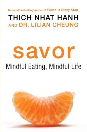 Savor book image