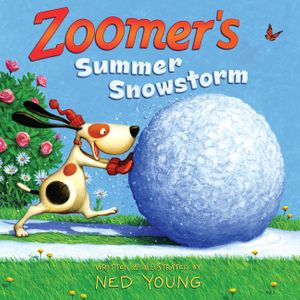 Zoomer's Summer Snowstorm book image