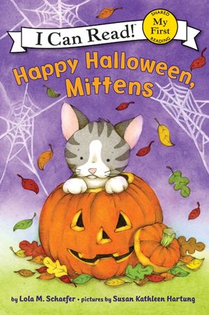 Happy Halloween, Mittens book image