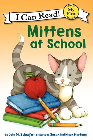 Mittens at School book image