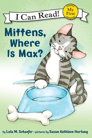 Mittens, Where Is Max? book image