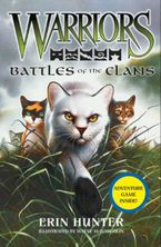 Warriors: Battles of the Clans Hardcover  by Erin Hunter