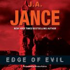 Edge of Evil Downloadable audio file UBR by J. A. Jance